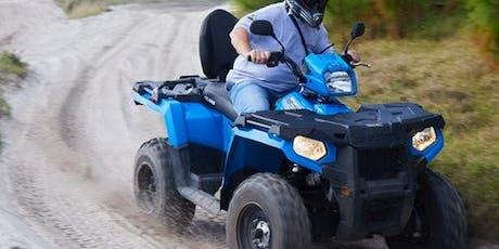 ATV Single Driver Experience tickets