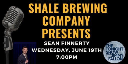 The Craft Comedy Tour is coming to Shale Brewing Company!!
