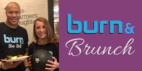 Burn & Brunch tickets