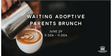 Waiting Adoptive Parents Brunch  tickets