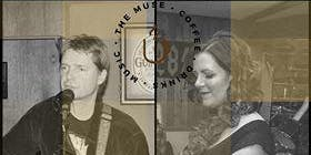The Muse Presents A Songwriters Showcase with Mark Roberts & Jenn Russell