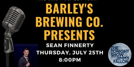 The Craft Comedy Tour is coming to Barley's Brewing Company! tickets