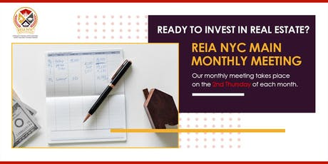 Alternative Asset Investing: Leveraging Self-Directed IRAs - REIA NYC Monthly Meeting  tickets
