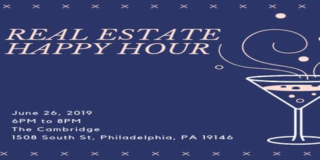 Real Estate Happy Hour  tickets