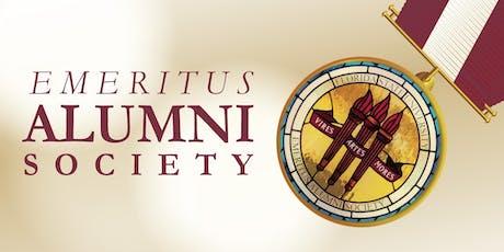 Emeritus Alumni Society Coffee Chat tickets