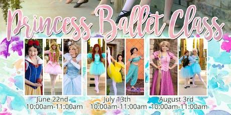 Ballet Princess Classes tickets