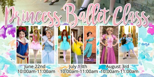 Ballet Princess Classes
