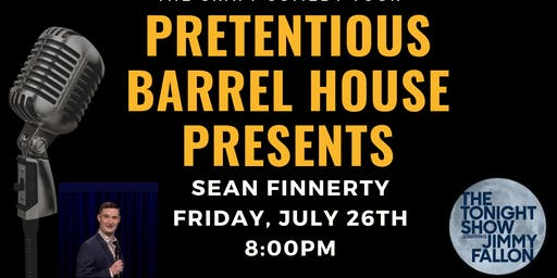 The Craft Comedy Tour is coming to Pretentious Barrel House!!