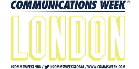 """Defining PR's Value"" - A Communications Week London Event  tickets"
