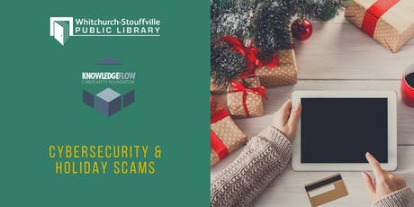 Cybersecurity and Holiday Scams tickets