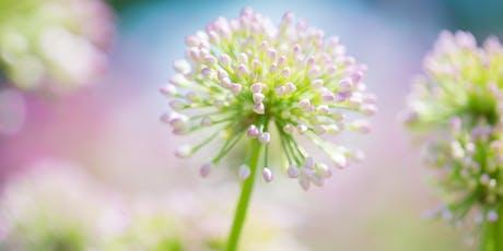 Photo Field Trip: Garden Impressions tickets