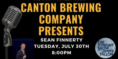 The Craft Comedy Tour is coming to The Canton Brewing Company! tickets