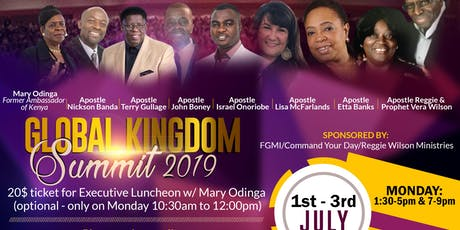 Global Kingdom Summit 2019 tickets