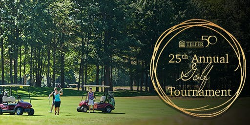 Telfer's 25th Annual Golf Tournament / 25e tournoi annuel de golf