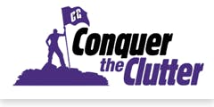 Conquer the Clutter - Organization/Clutter/Hoarding Workshop - FC CoC