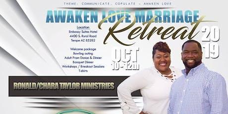 Awaken Love Marriage Retreat tickets