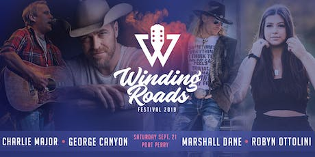 Winding Roads Festival 2019 tickets