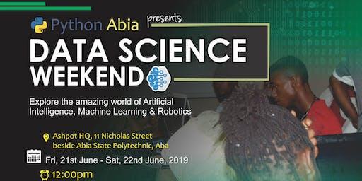 Data Science Weekend