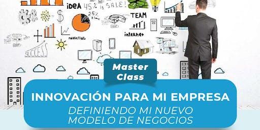 MasterClass Nuevo Modelo de Negocio