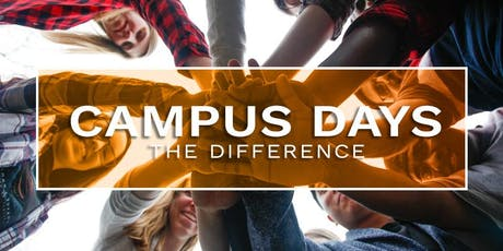 Campus Days - The Difference tickets