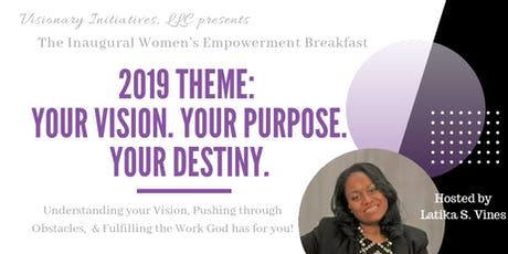 Inaugural Women's Empowerment Breakfast tickets