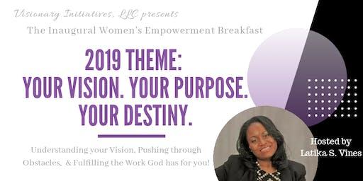 Inaugural Women's Empowerment Breakfast