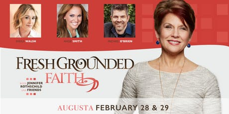 Fresh Grounded Faith - Augusta, GA - Feb 28-29, 2020 tickets