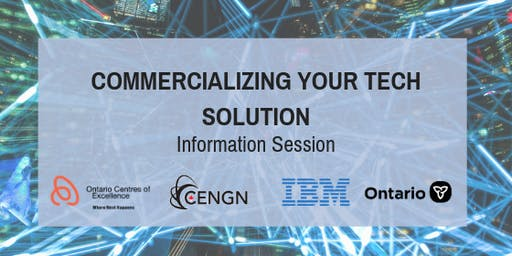 Commercializing your Tech Solution