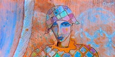 Impressionism Portraits Workshop
