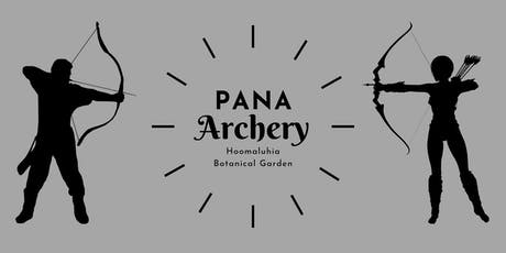 Pana Archery tickets