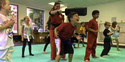 Greenwich Kempo Summer Camp