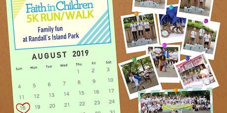 Faith in Children's 5K Run/Walk and Kids Fun Run tickets