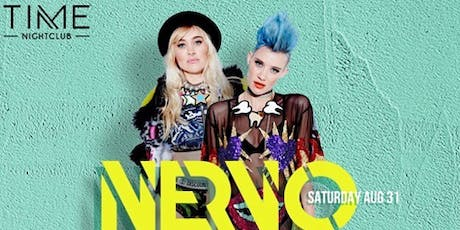 Nervo 10% Off Tickets Promo Code breathEDM tickets