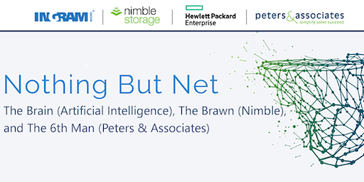 Nothing But Net: The Brain (AI), The Brawn (Nimble) and The 6th Man (Peters)