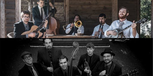 ELLIS DYSON & THE SHAMBLES with BIRCH PEREIRA & THE GIN JOINTS