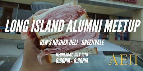 AEPi Long Island Meetup tickets