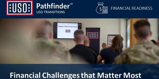 Fort Stewart & HAAF USO Pathfinder Financial Readiness Workshop