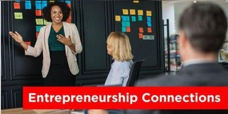 Entrepreneurship Connections - Information Session NORTH YORK tickets