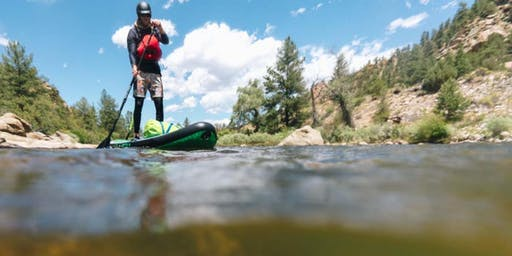 Stoke Series - Canyon of the Eagles SUP