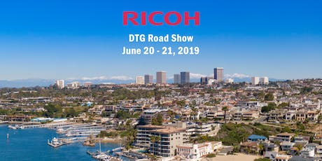 AnaJet DTG Road Show - Tustin tickets