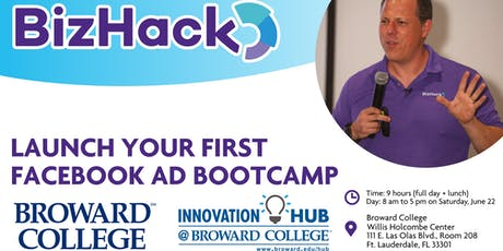Launch Your First Facebook Ad Bootcamp + Results Lab tickets