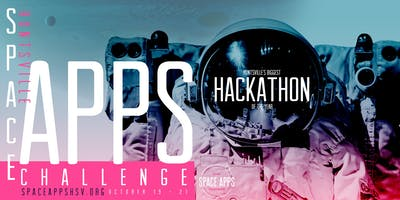 International NASA Space Apps Challenge - Huntsville 2019