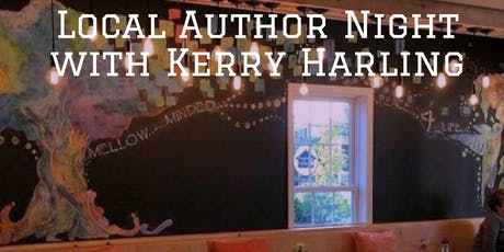 Local Author Night with Kerry Harling tickets