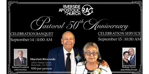 Pastoral 50th Anniversary