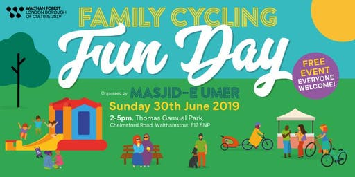 Family Cycling Fun Day