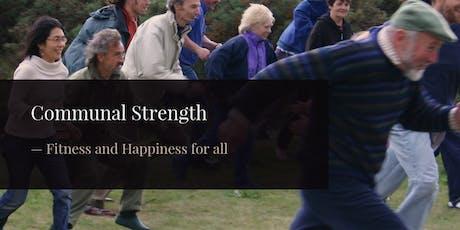 Communal Strength tickets