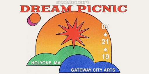 Rubblebucket's Dream Picnic at Gateway City Arts