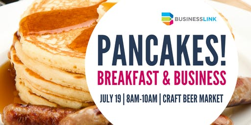 Pancakes! Breakfast & Business
