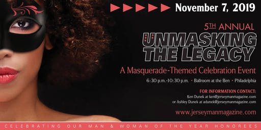 5th Annual Unmasking the Legacy