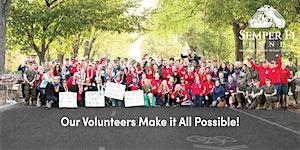 Semper Fi Fund Marine Corps Marathon Weekend Volunteer...